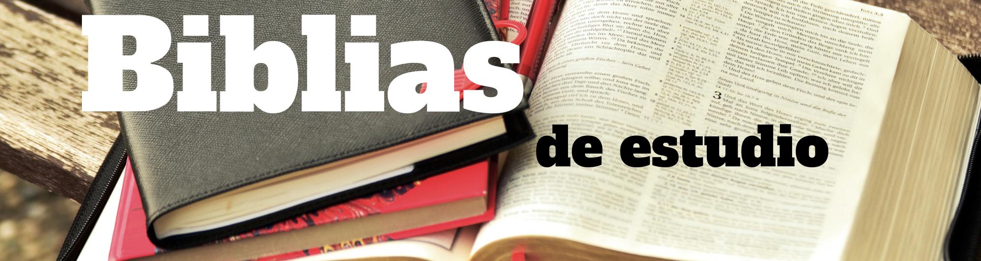 Biblia De Estudio Librería Cristiana Clc Colombia Por