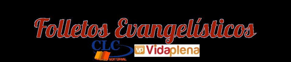 Tratados Folletos Evangelísticos Editorial Clc Clc Colombia