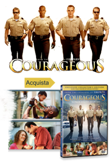 Courageous DVD is now available